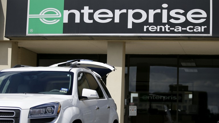 Enterprise Car Rental Corporate Office