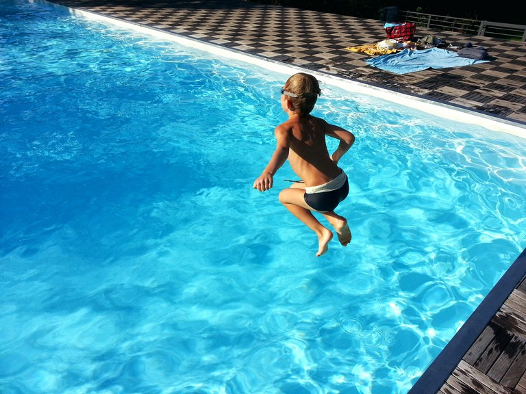 Family Leisure Swimming Pools