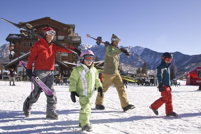 Family Ski Resorts In Colorado
