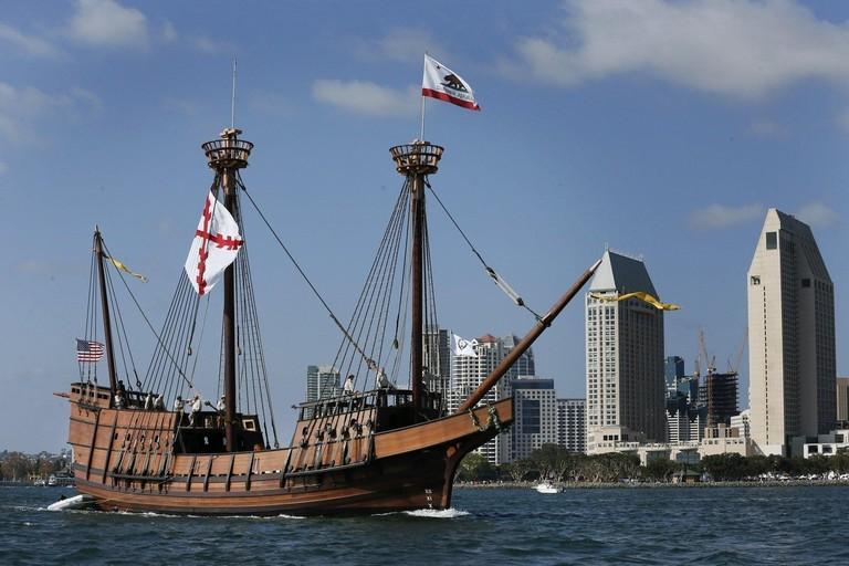 Festival Of Sail San Diego