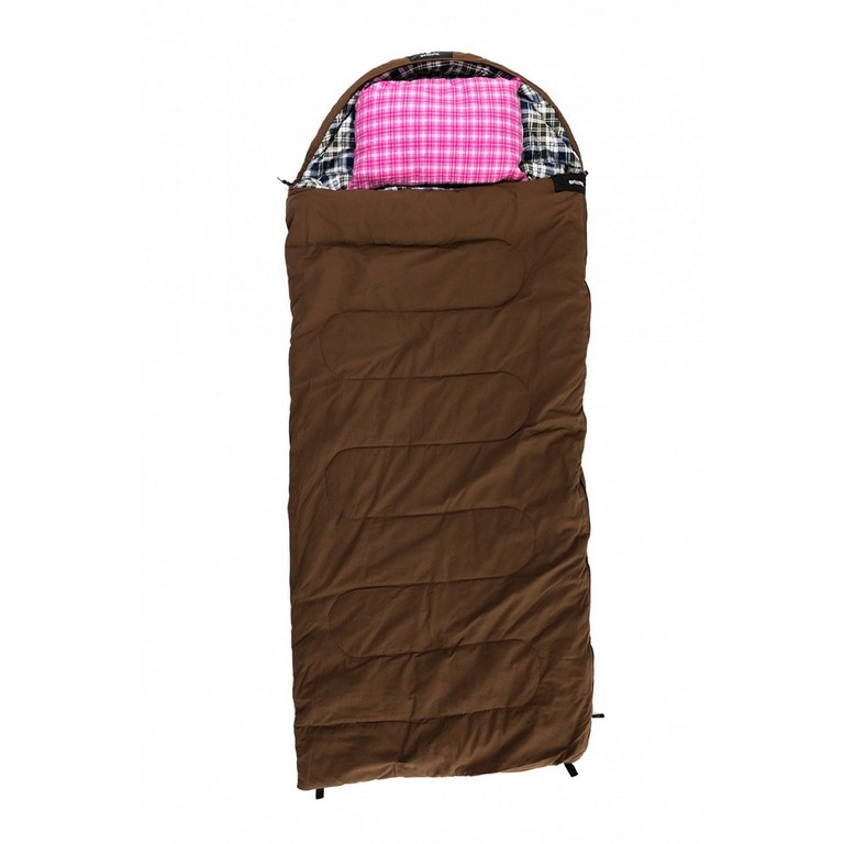 Flannel Lined Sleeping Bag