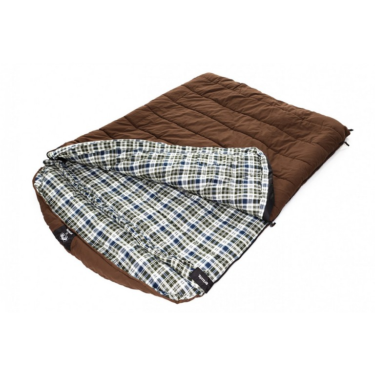 Flannel Lined Sleeping Bags