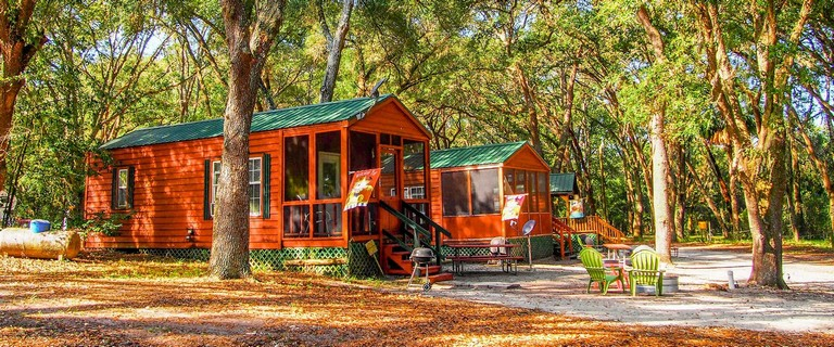 Florida State Parks With Cabins Awesome Lake In The Forest Black Bear Resort Ocala Fl Rv Park Ocala Fl