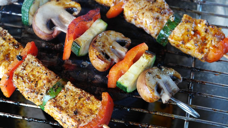 Food For Camping Trips