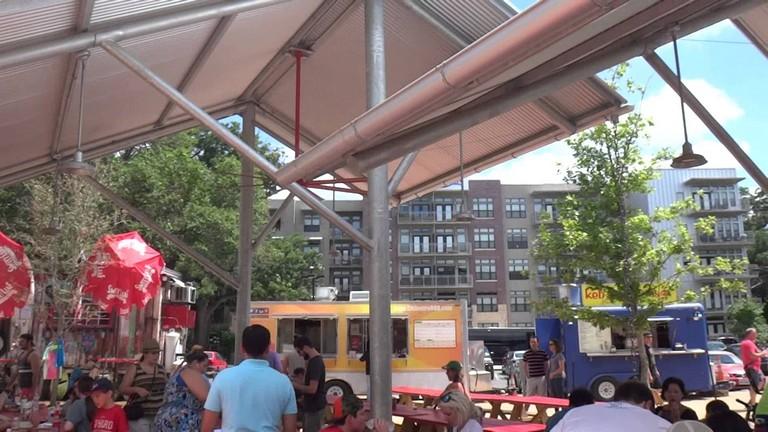 Food Truck Park Austin