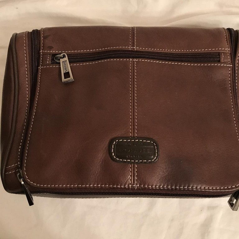 Fossil Toiletry Bag