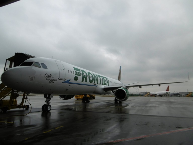 Frontier Airlines Travel Insurance