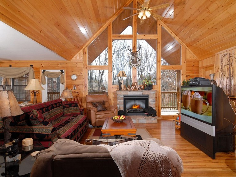 Dollywood Resort Cabins New Pigeon Forge Resort Cabin Near Dollywood Sevier County Best Places Image