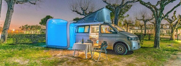 Gentle Tent