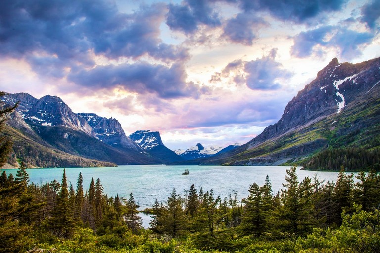 Glacier National Park Motels