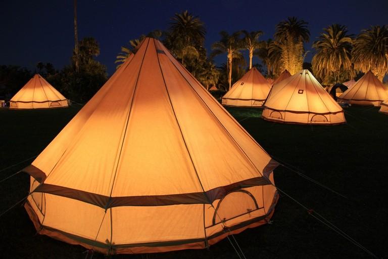 Glamping Tent Rental