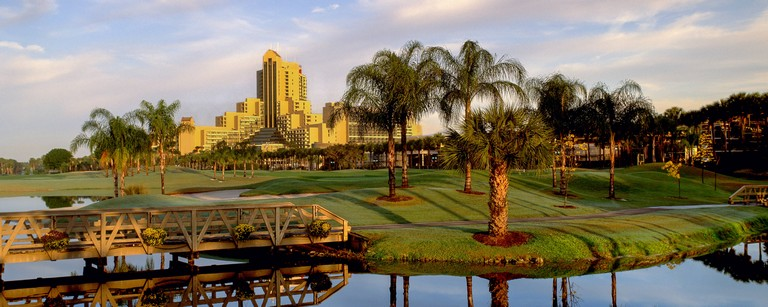 Golf Vacation Packages Orlando