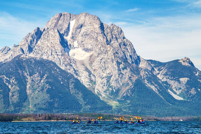 Grand Teton National Park Must See