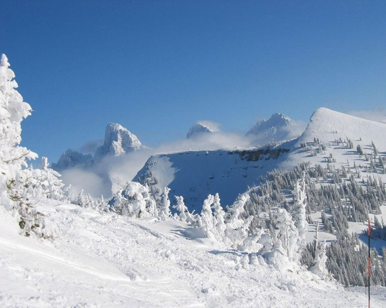 Grand Teton Ski Resort
