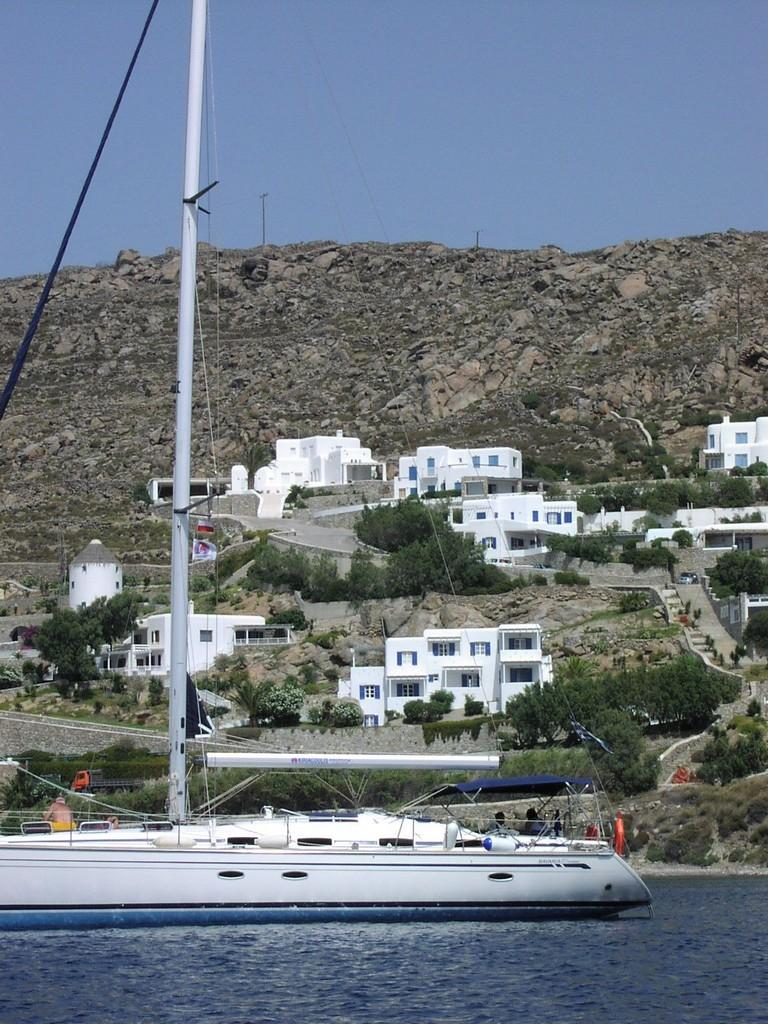Greece Sailing Vacations