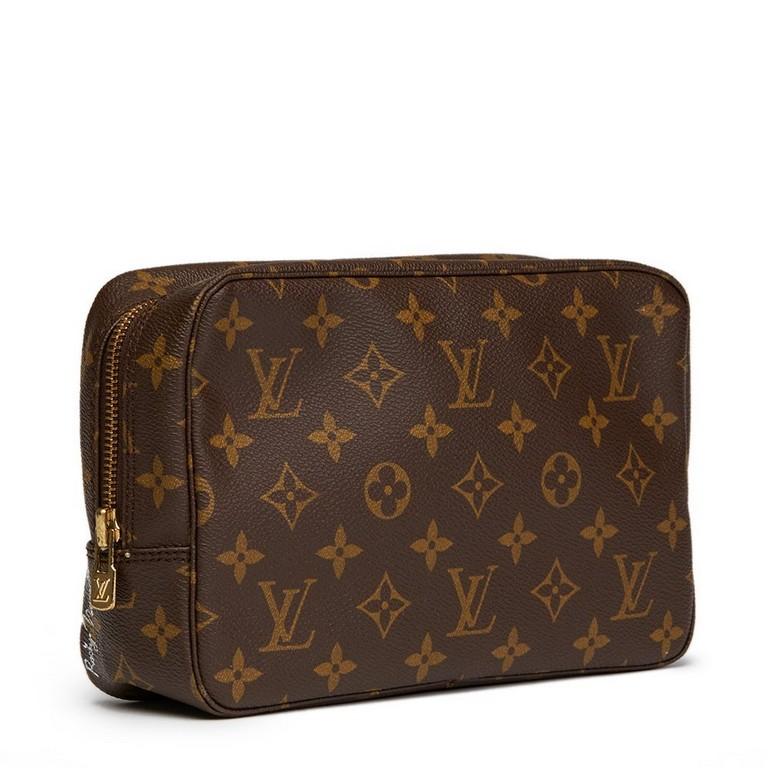 Gucci Mens Toiletry Bag