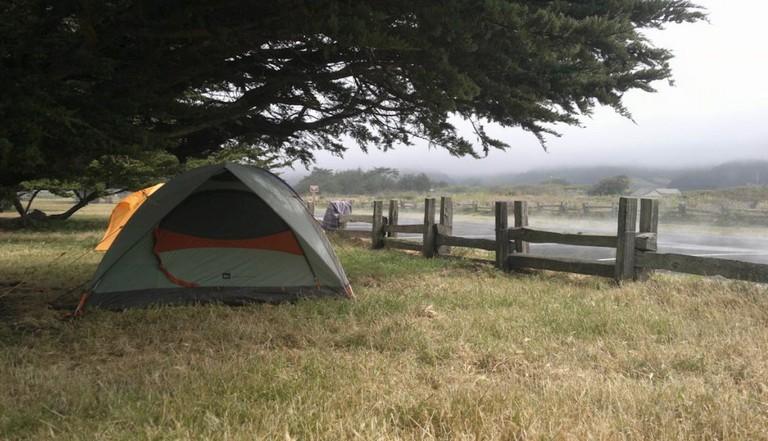 Half Moon Bay Camping