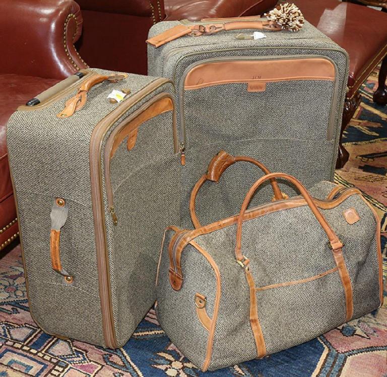 Hartman Suitcases