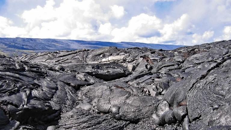 Hawaii Volcanoes National Park History