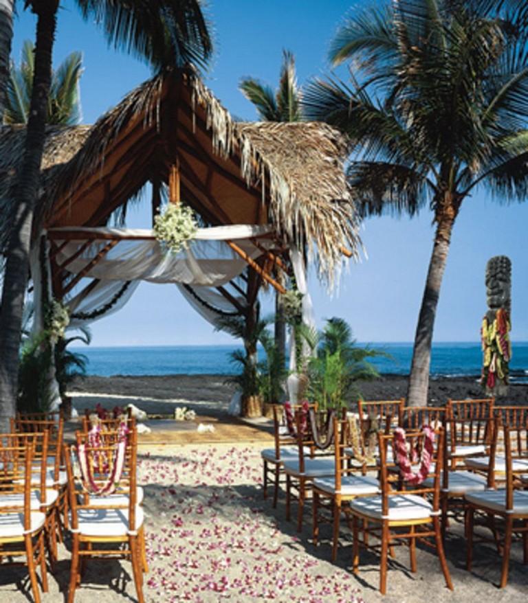 Hawaii Wedding Resorts