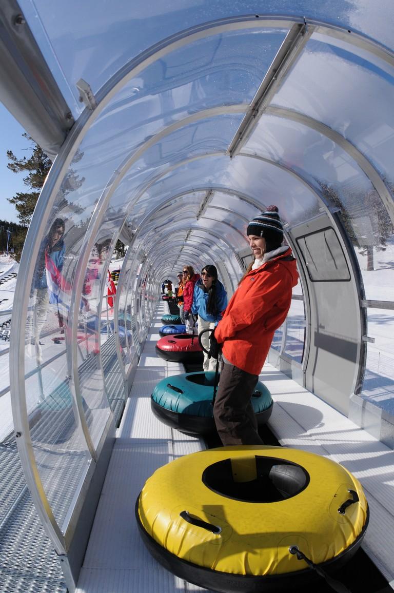 Heavenly Ski Resort Lift Tickets