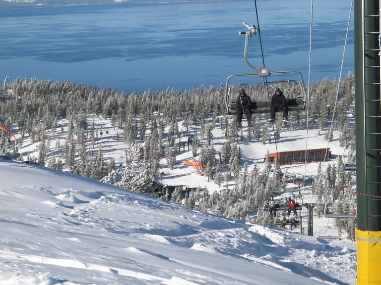 Heavenly Ski Resort Lodging