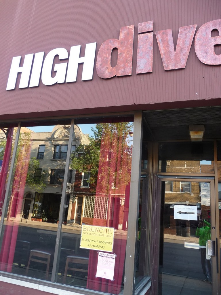 High Dive Chicago