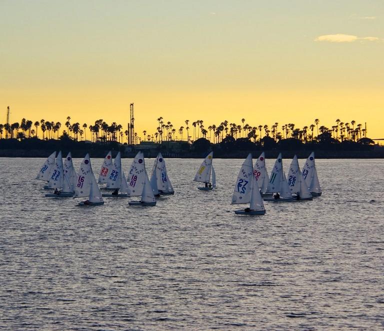 High School Sailing Scores
