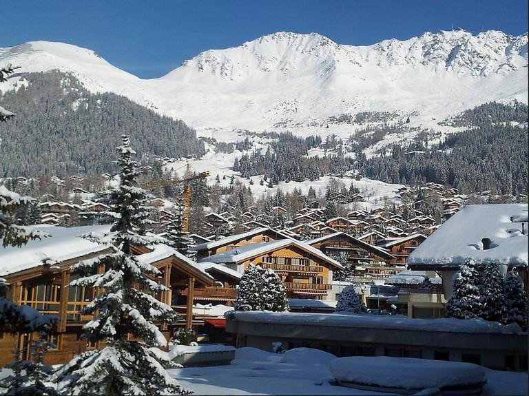 Highest Ski Resort In Us