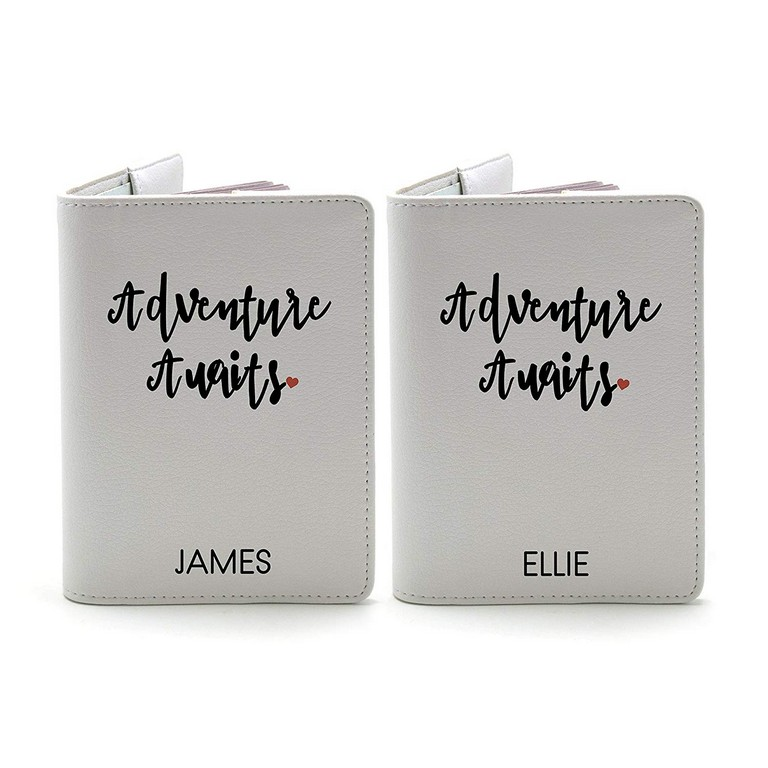 His And Hers Passport Covers
