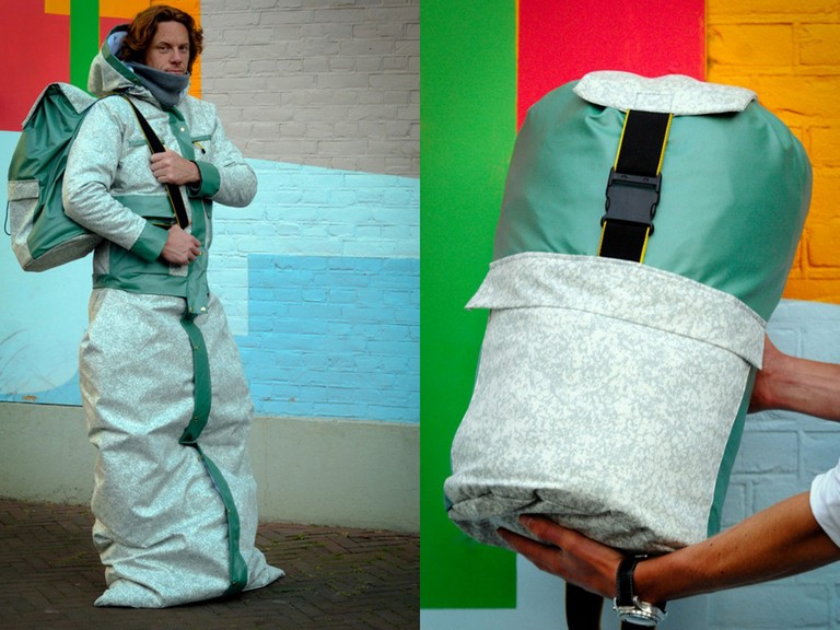 Homeless Jacket Sleeping Bag