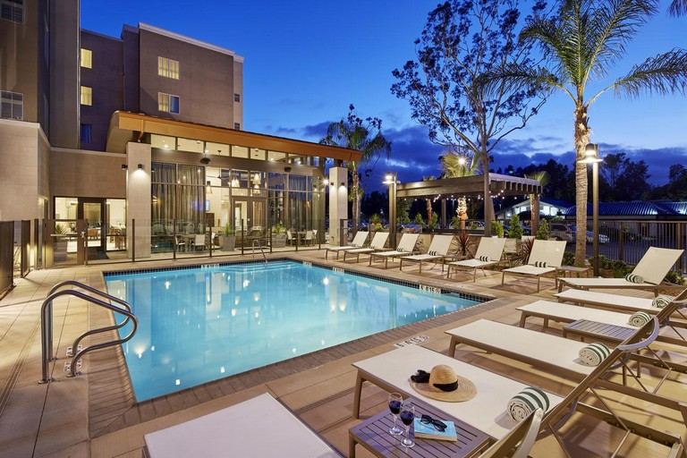 Homewood Suites By Hilton San Diego Mission Valley Zoo