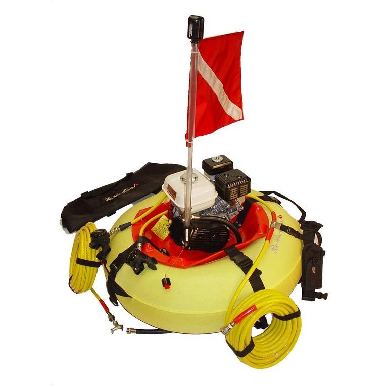Hookah Dive System