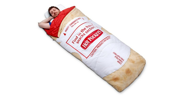 Hot Pocket Sleeping Bag