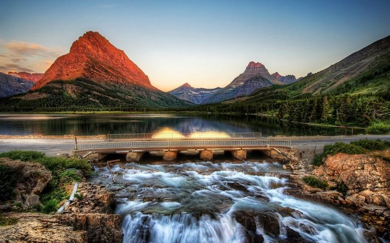 Hotels Glacier National Park Montana