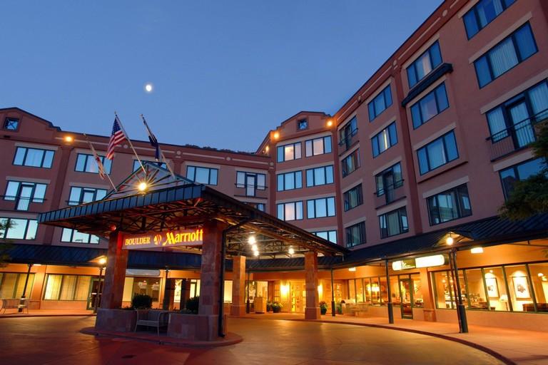 Hotels In Boulder Co