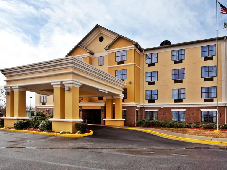 Hotels In Macon Ga