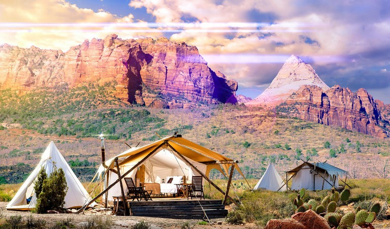 Hotels In Zion National Park