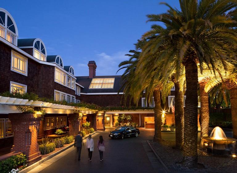 Hotels Menlo Park Ca