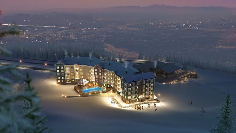 Hotels Near Blue Mountain Ski Resort