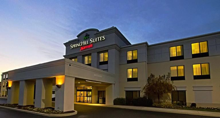 Hotels Near Hershey Park