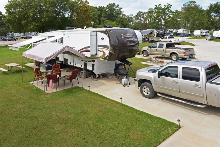 Houston Leisure Rv Resort