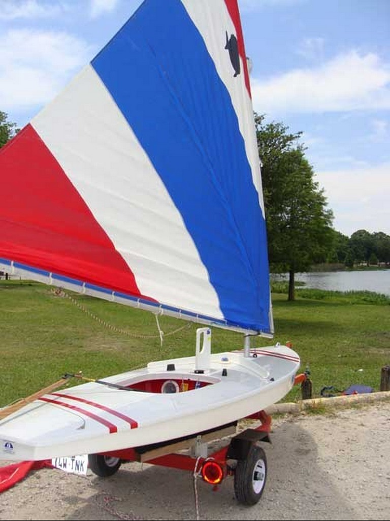 How To Sail A Sunfish