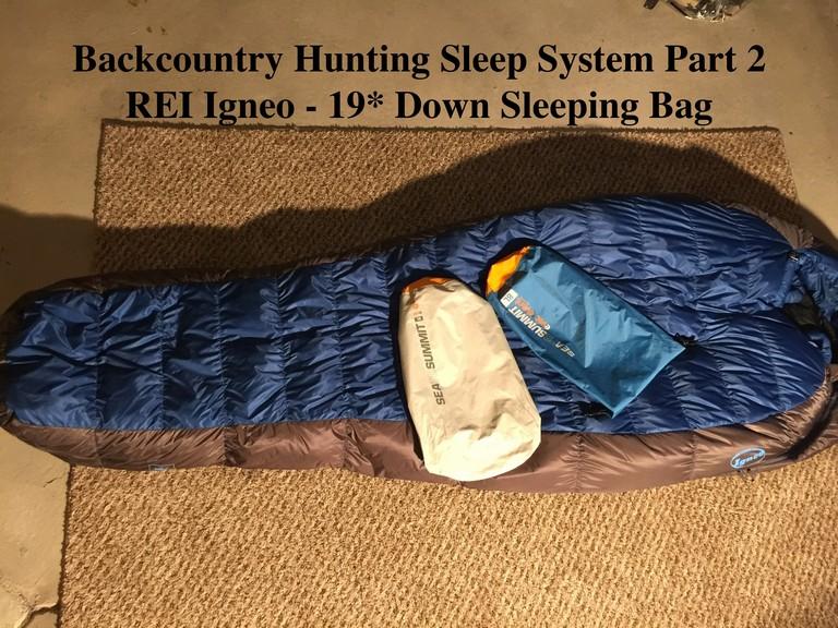 Igneo Sleeping Bag
