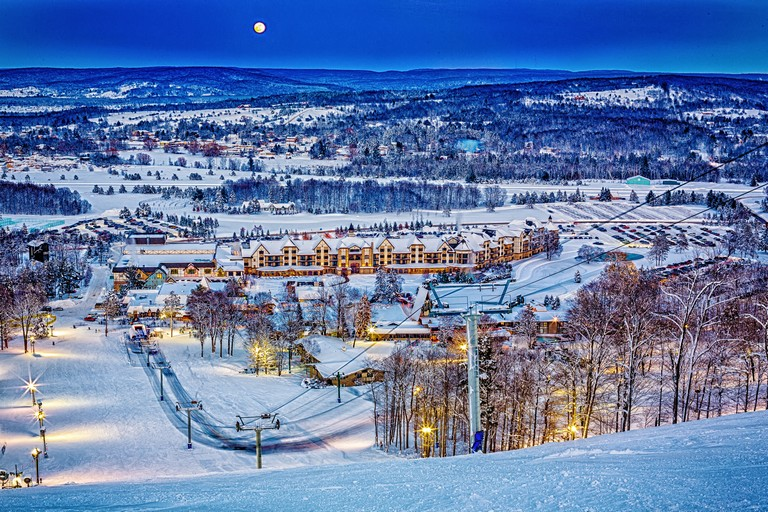 Illinois Ski Resorts