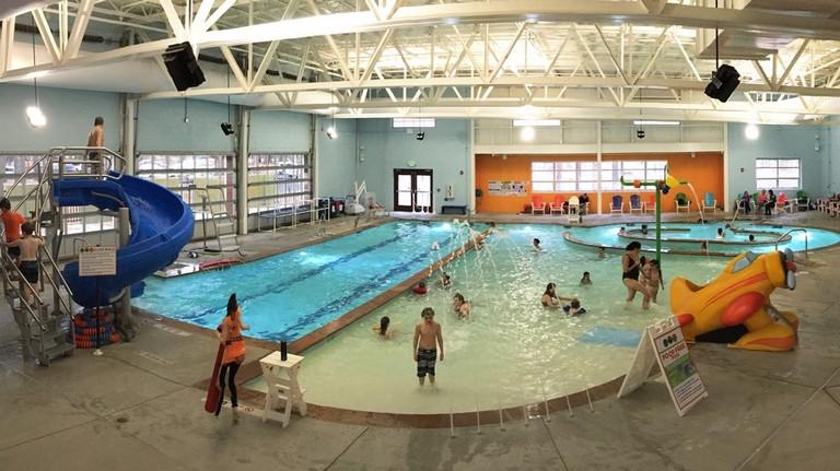 Indoor Recreation Center Near Me