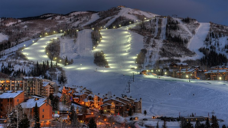 Intrawest Ski Resorts