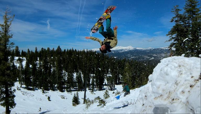 Iron Mountain Ski Resort Ca