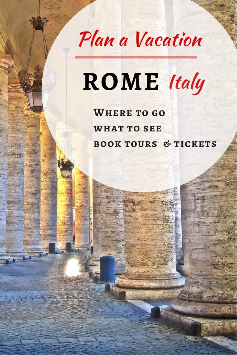 Italy Vacation Planner