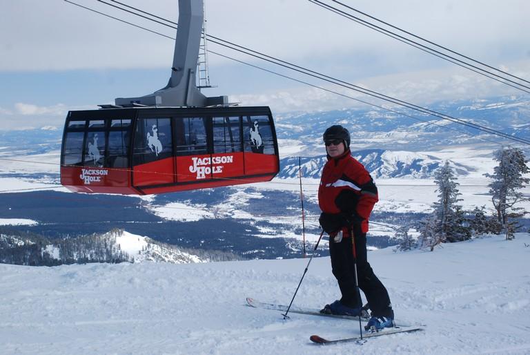 Jackson Hole Ski Resort Elevation